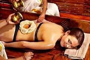 Trattamento ayurvedico Katu Basti